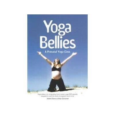 Yoga Bellies - a Prenatal Yoga Class